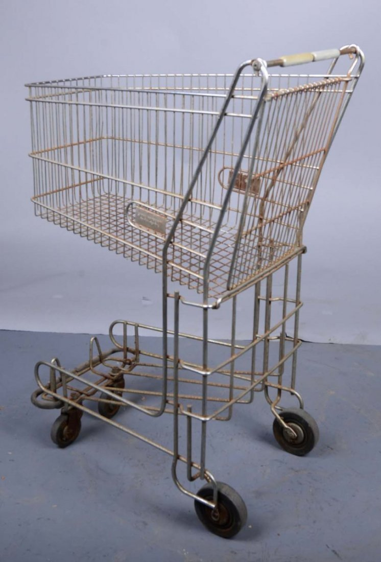 Small Child Size / Short Adult Shopping Cart - 2