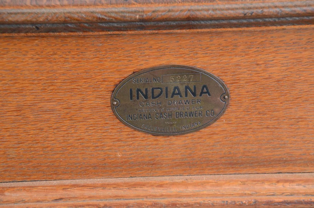 Indiana Cash Drawer - 3