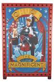 Chuck The Magnificent Magician Movie Prop