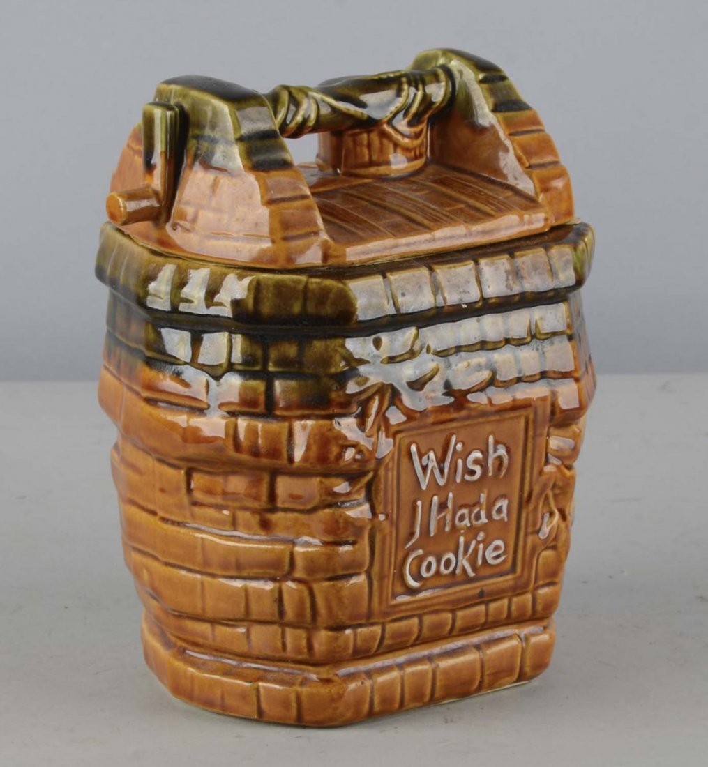 McCoy Wishing Well Cookie Jar