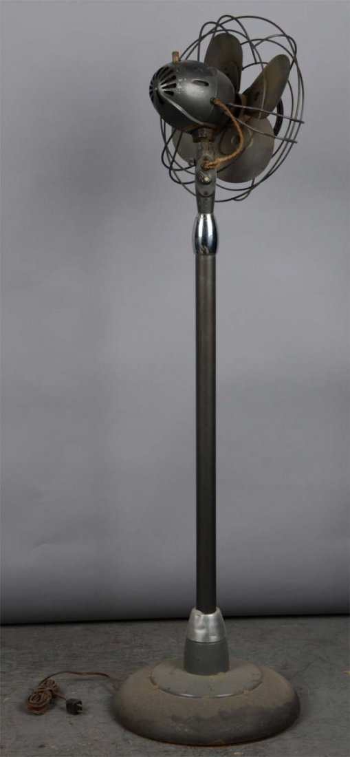 Vintage Westinghouse Floor Model Electric Fan - 2