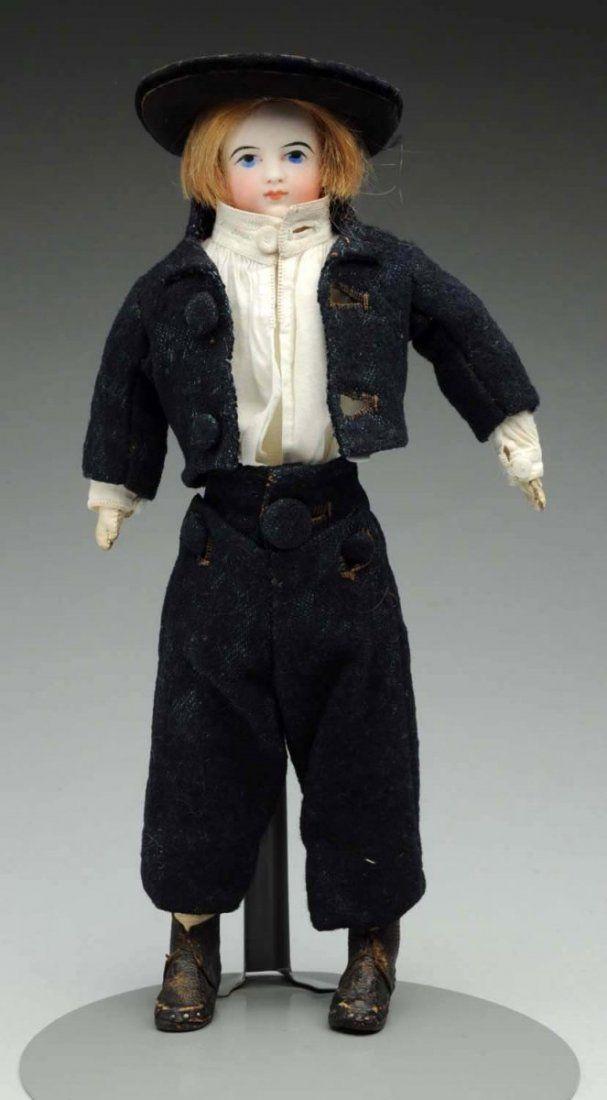 French Fashion Gentleman Doll.