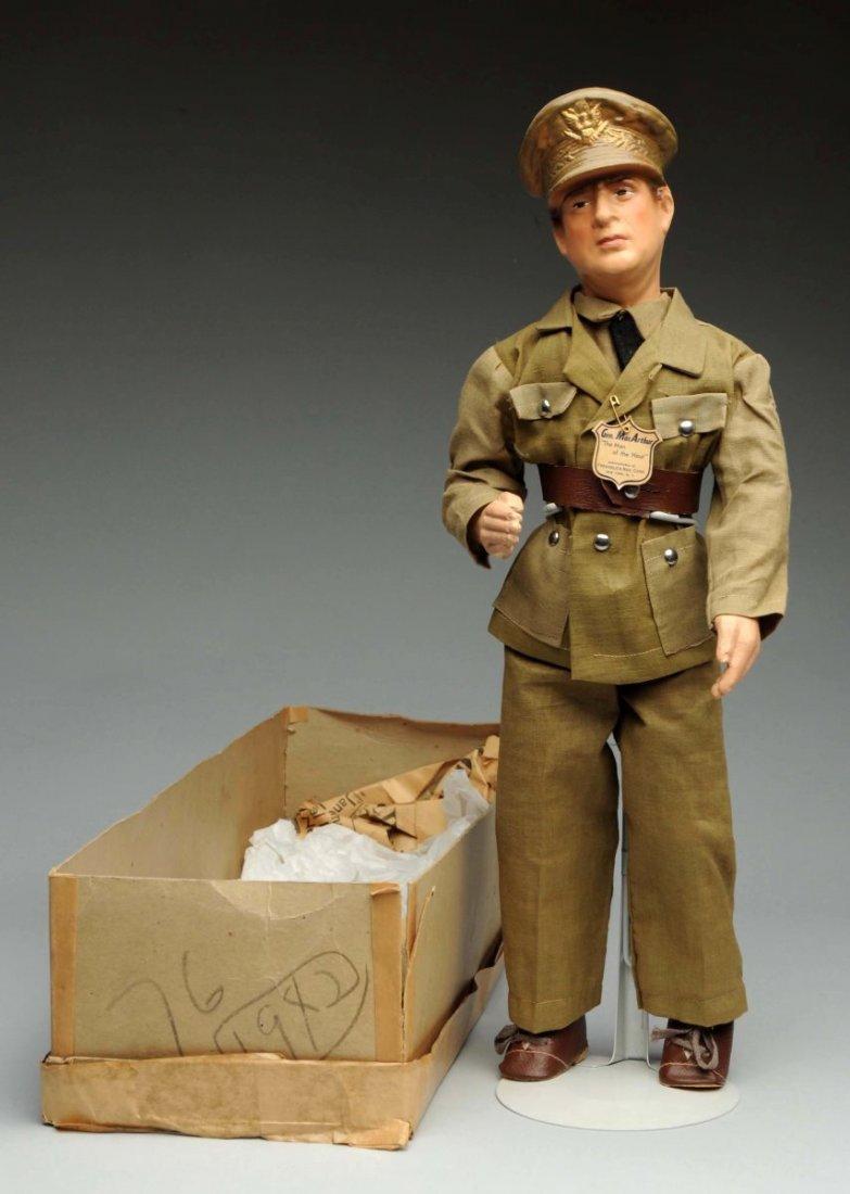 1942 Freundlich General MacArthur Doll.