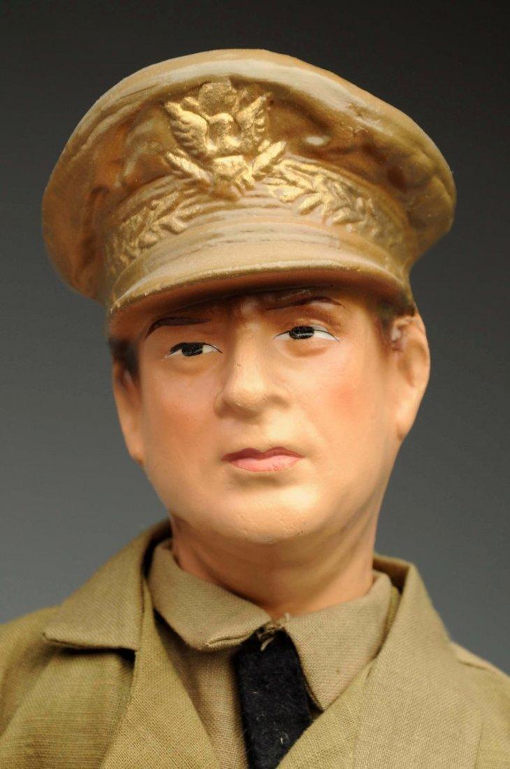 1942 Freundlich General MacArthur Doll. - 2