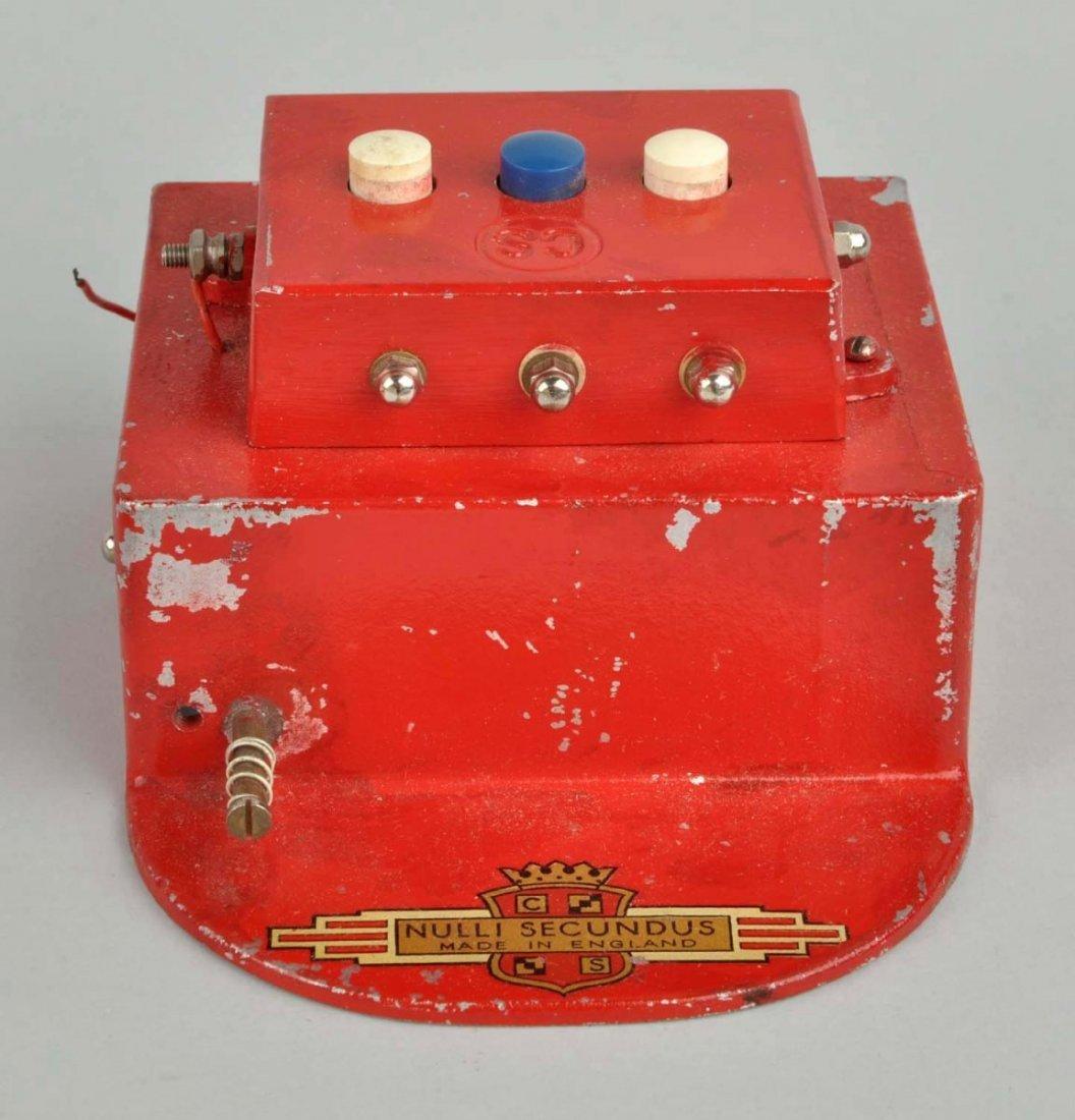 English Diecast Remote Control Spaceship Toy. - 6