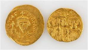 Lot Of 2: Ancient Gold Coins.