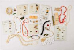 Large Lot Of Assorted Jewelry.