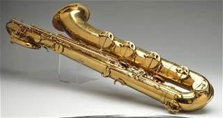 1964 Selmer Mark VI Baritone Saxophone.