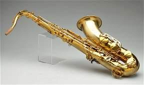 1968 Selmer Mark VI Saxophone with Case.