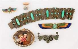 Lot Of 6: Decorative Accessories.