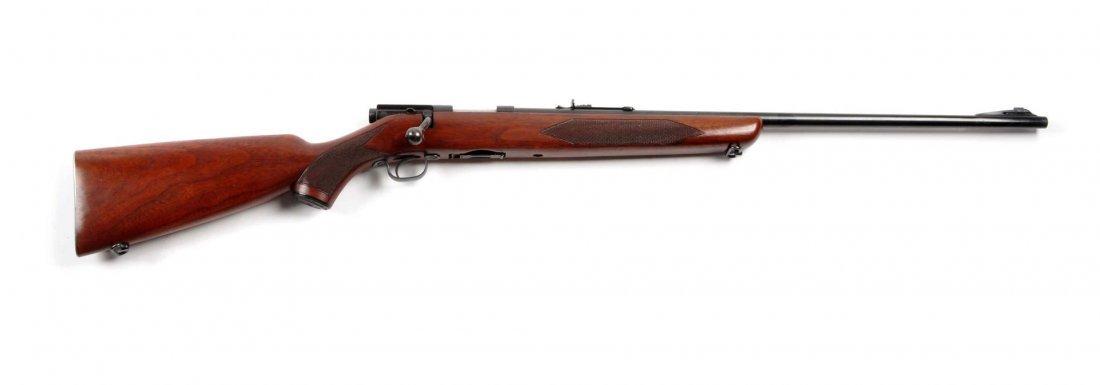 **Fine Winchester Model 43 B.A. Rifle (.22 Hornet)