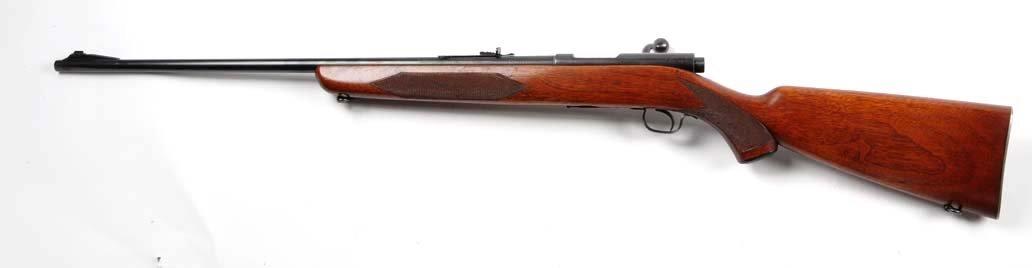 **Fine Winchester Model 43 B.A. Rifle (.22 Hornet) - 2
