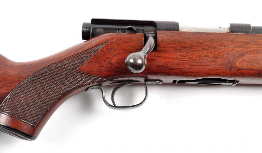 **Fine Winchester Model 43 B.A. Rifle (.22 Hornet) - 3