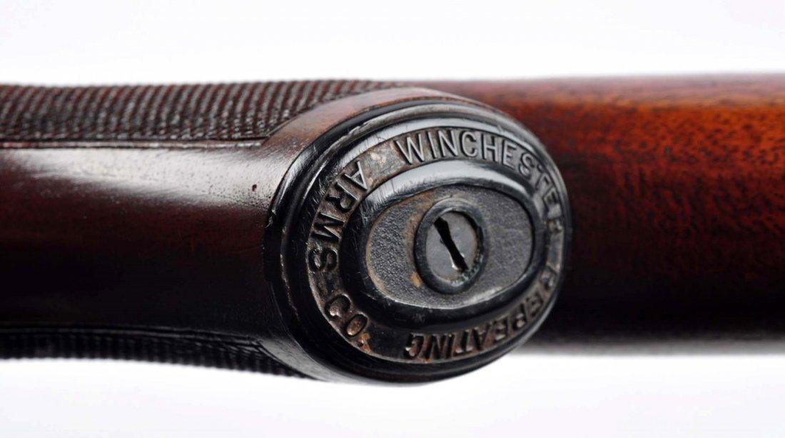 **Fine Winchester Model 43 B.A. Rifle (.22 Hornet) - 6