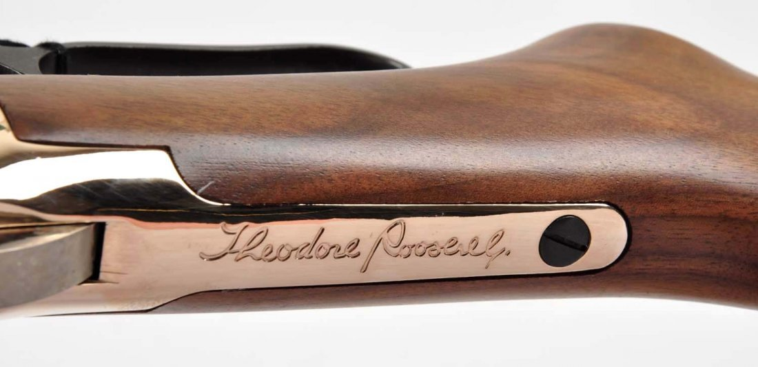 **Winchester Teddy Roosevelt Commemorative Carbine - 10