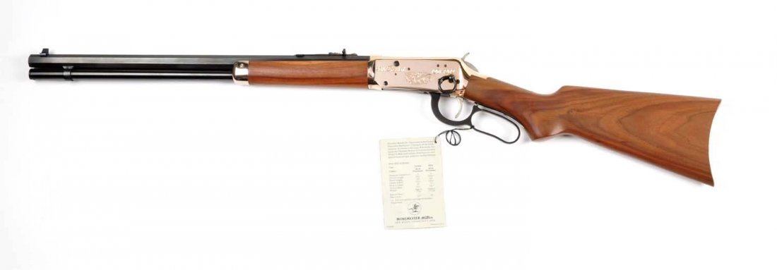 **Winchester Teddy Roosevelt Commemorative Carbine - 6