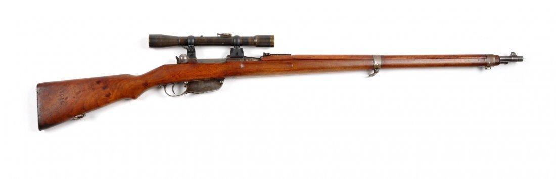 **Steyr Model 95 Sniper Rifle
