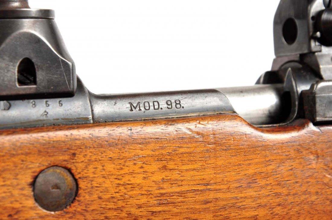 **Mauser Model 98 K Sniper Rifle. - 10