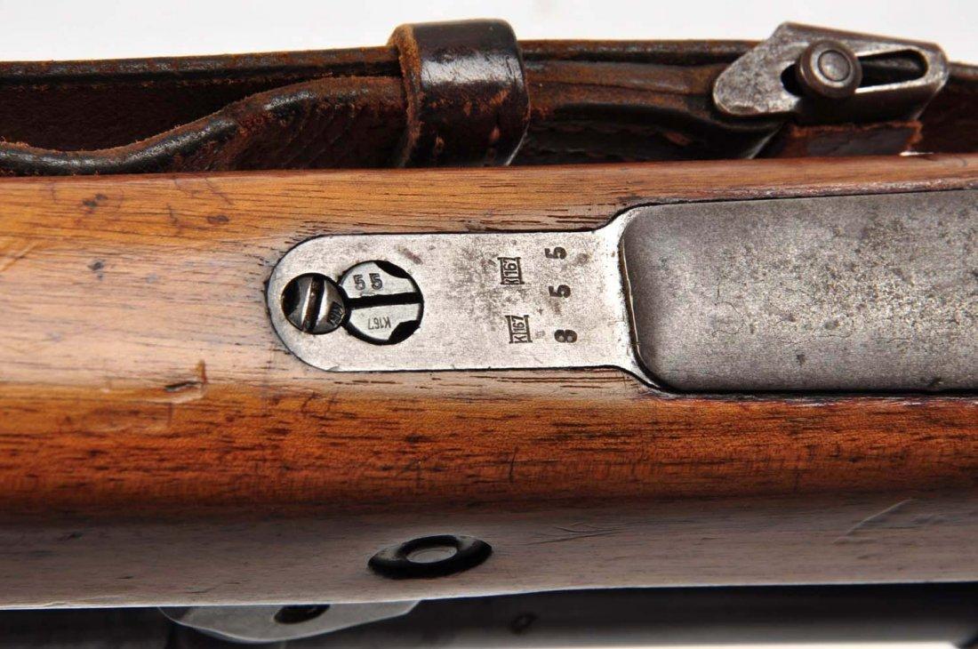 **Mauser Model 98 K Sniper Rifle. - 4