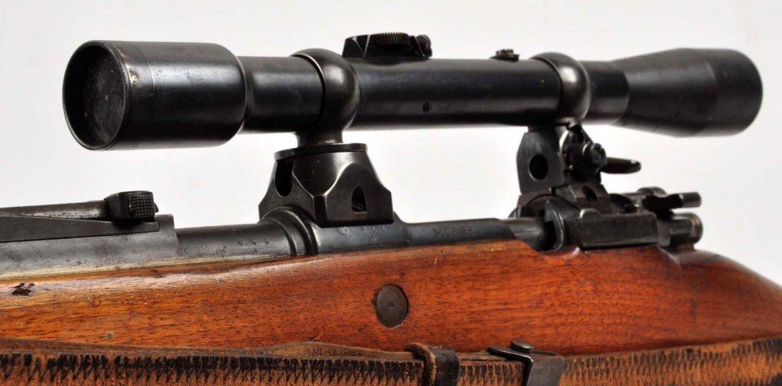 **Mauser Model 98 K Sniper Rifle. - 5