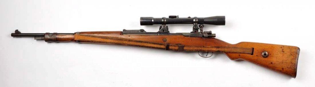 **Mauser Model 98 K Sniper Rifle. - 7