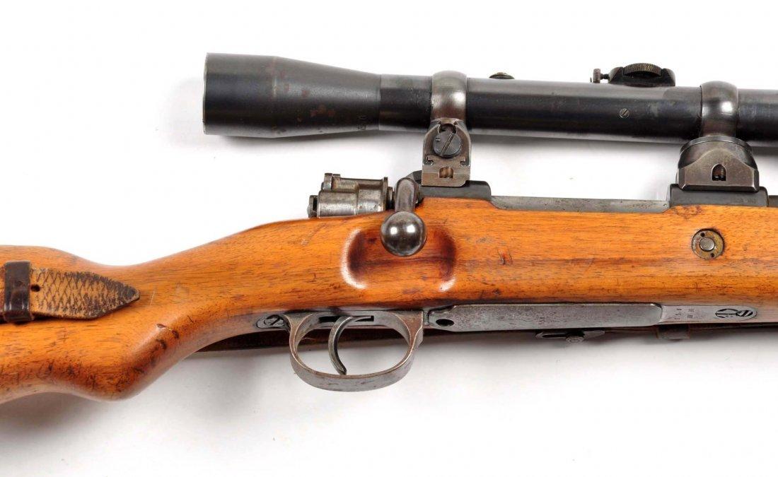 **Mauser Model 98 K Sniper Rifle. - 8