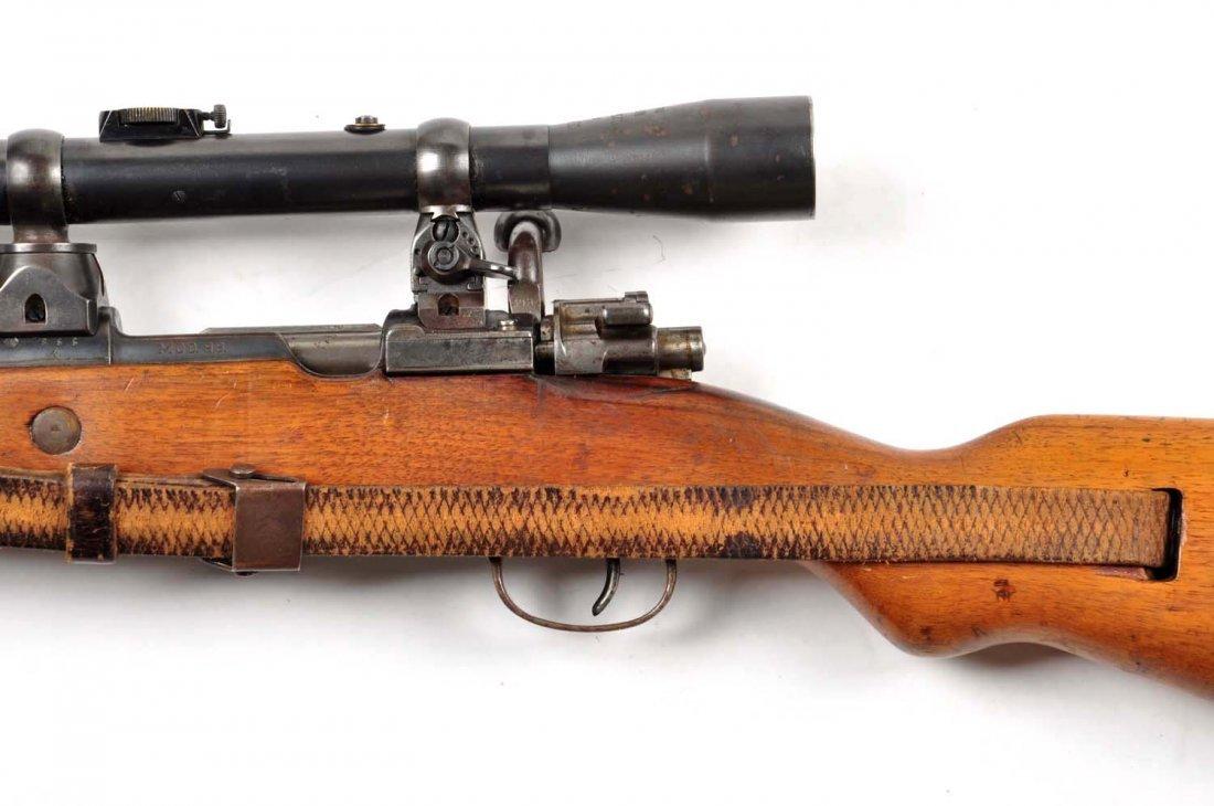 **Mauser Model 98 K Sniper Rifle. - 9