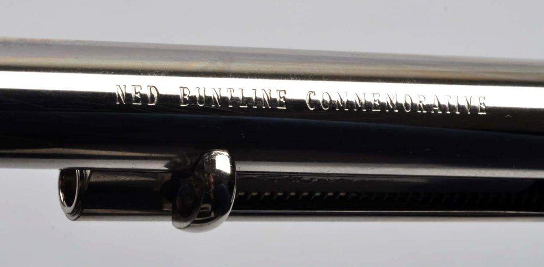 **MIB Cased Colt SAA Ned Buntline Revolver. - 4