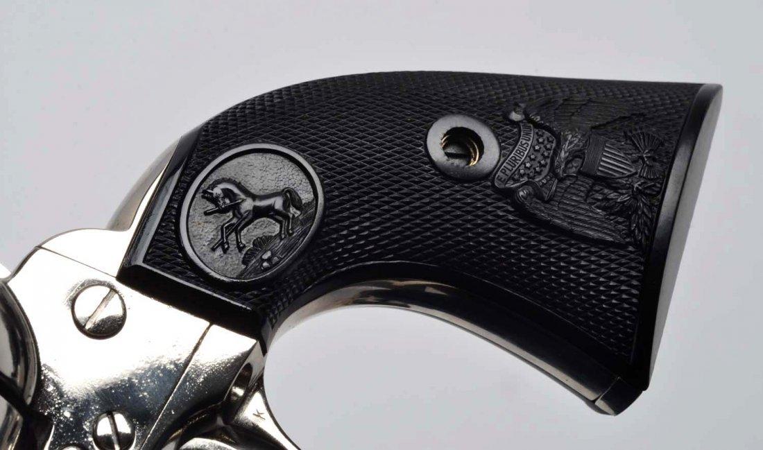 **MIB Cased Colt SAA Ned Buntline Revolver. - 8