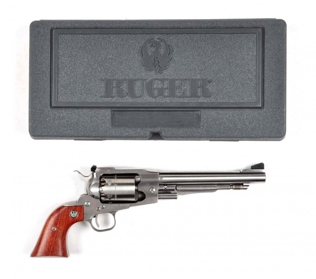 MIB Ruger Old Army Revolver.