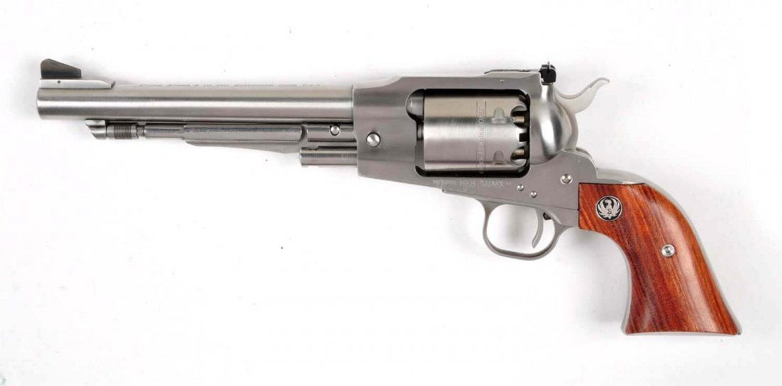MIB Ruger Old Army Revolver. - 4