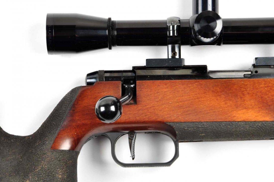 **Anschutz Model 54MS Silhouette Target Rifle. - 3
