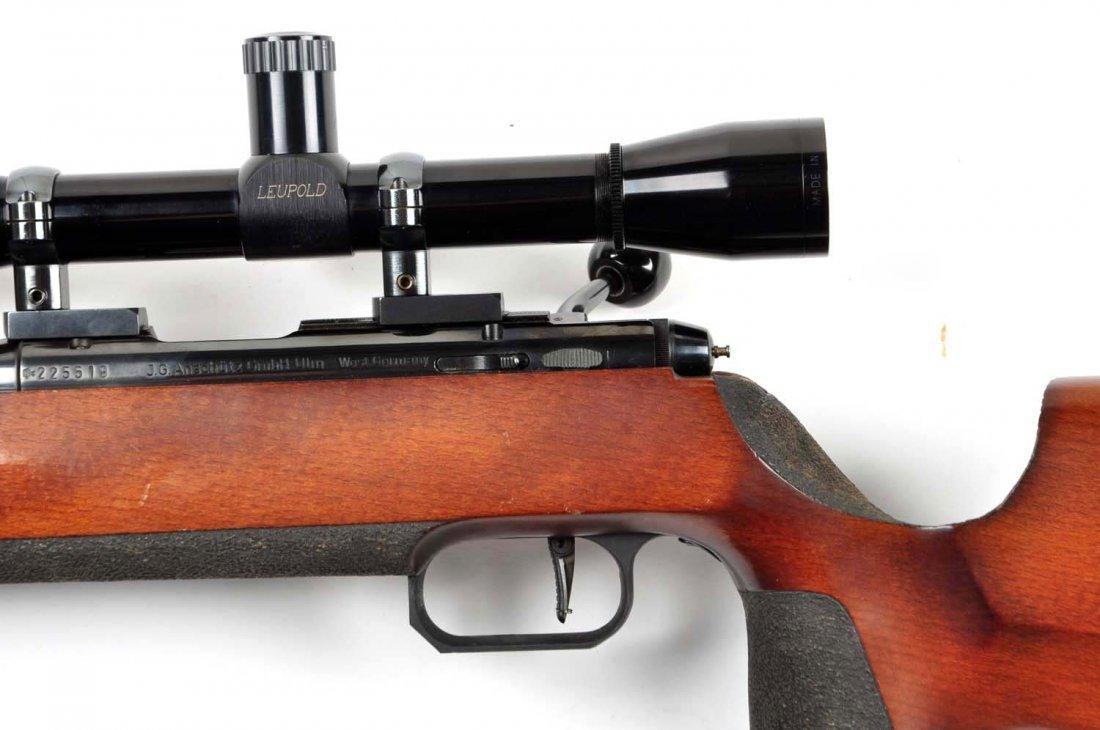 **Anschutz Model 54MS Silhouette Target Rifle. - 4
