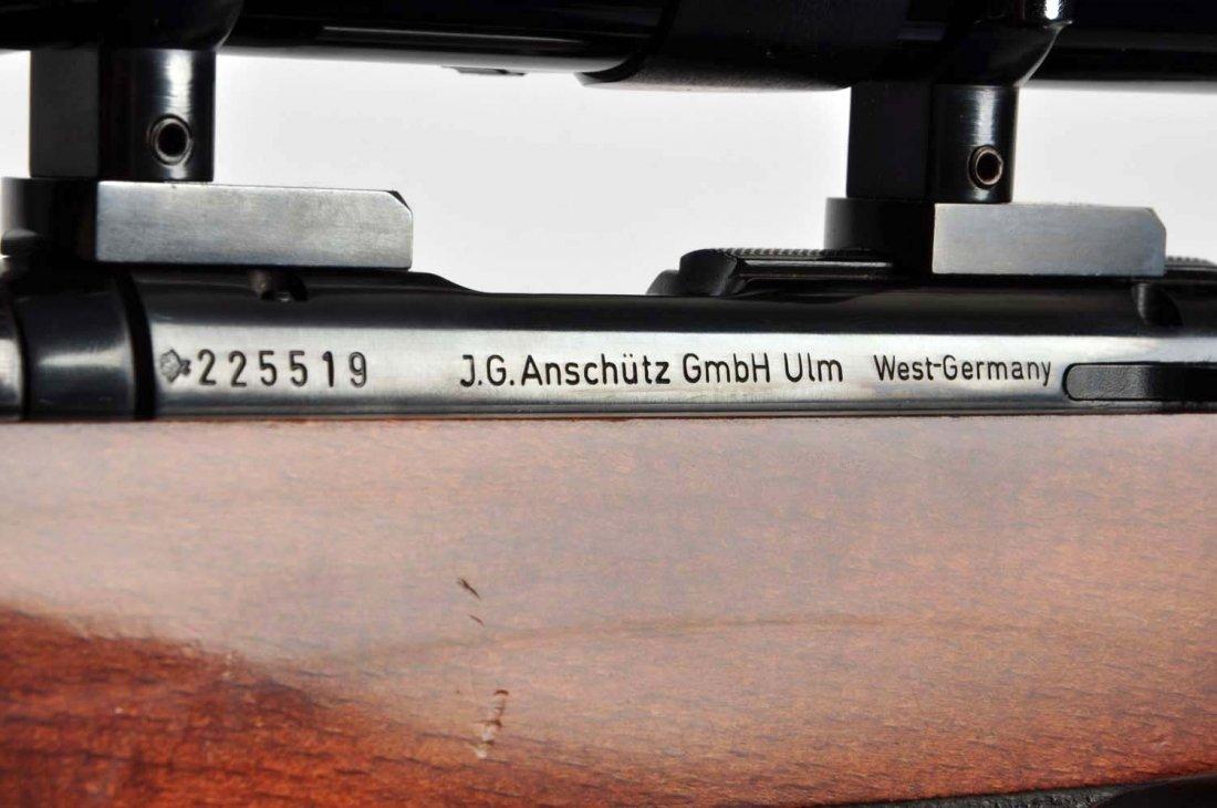 **Anschutz Model 54MS Silhouette Target Rifle. - 5