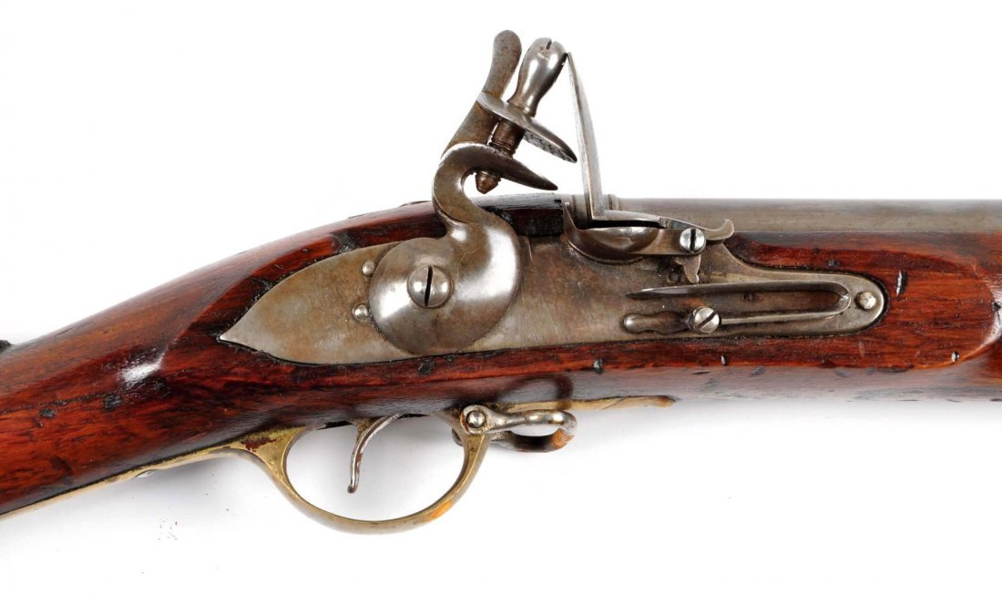 Model 1835 British Smooth Bore Musket. - 3