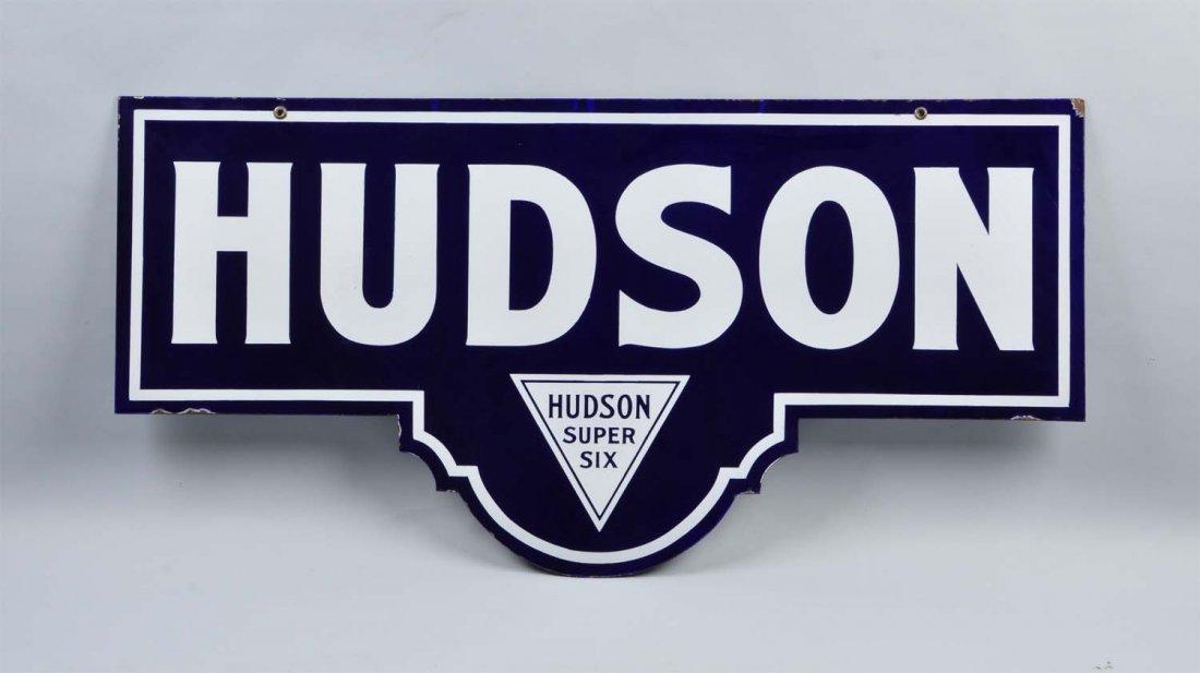 Hudson Super Six-Essex Super Six Sign.