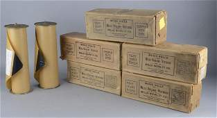 Lot Of 7: Music Rolls For A Mills Violano Virtuoso