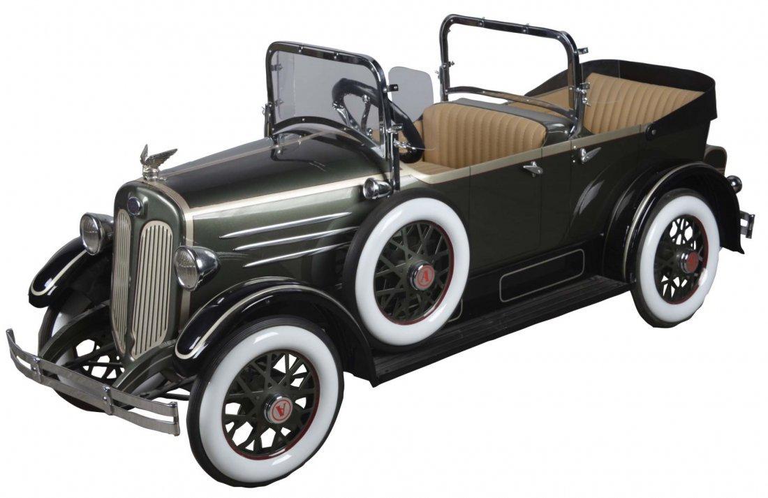 Convertible Cadillac Pedal Car