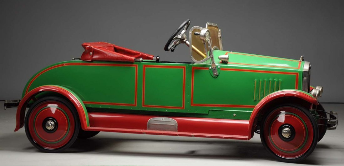 1930 Rolls Royce Child's Pedal Car.