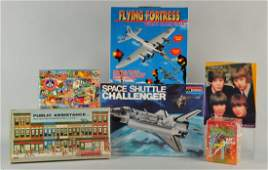 Lot of Modern Collectibles