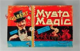 Gilbert Mysto Magic Set in Box