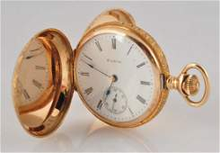 Ladies Gold Pocket Watch.
