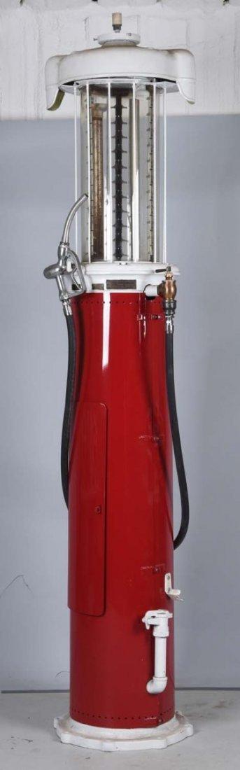 Tokheim Model #615 Ten Gallon Visible Gas Pump