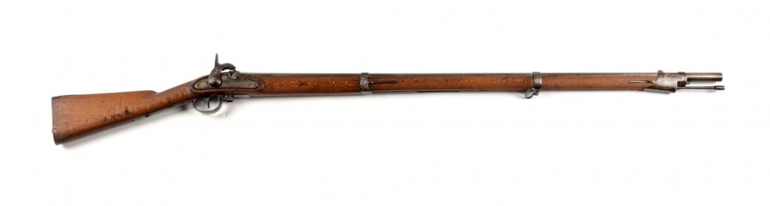 Austrian Percussion 1860's Musket (A).