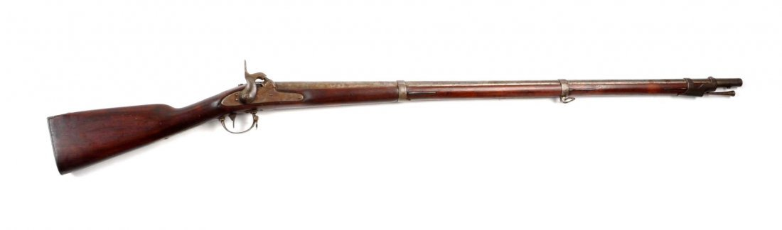 Model 1842 US Percussion Musket (A).