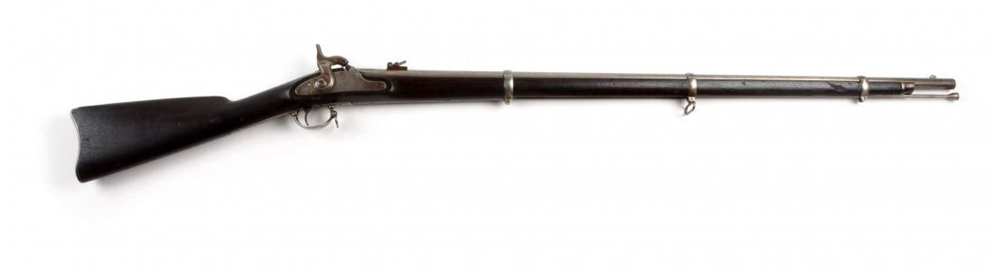 U.S. Springfield Model 1863 Rifled Musket (A).