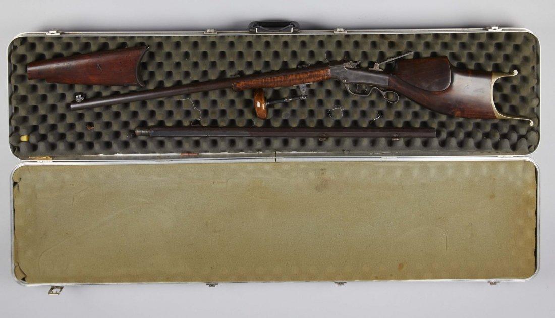 Custom Marlin-Ballard No. 5 Pacific Rifle (A).