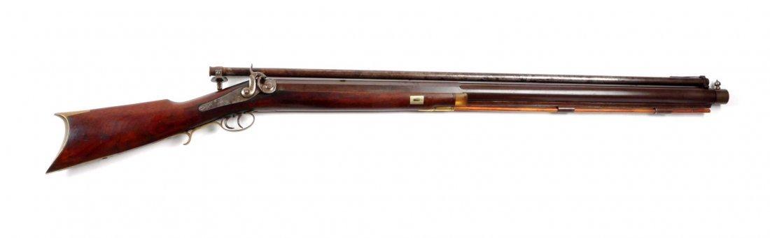 Civil War Heavy Barrel Scoped Sniper Rifle (A).
