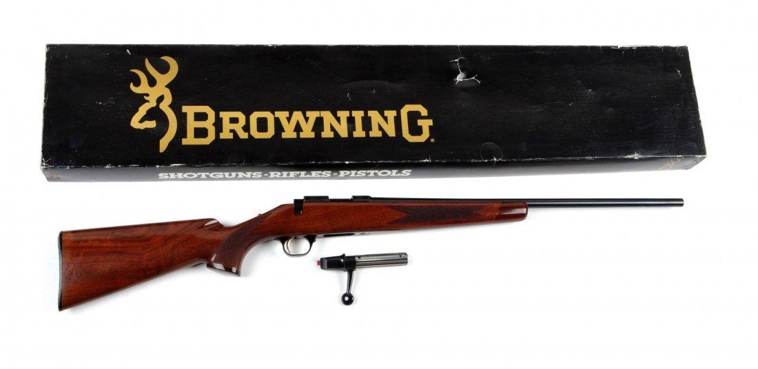 MIB Browning A-Bolt .22 Caliber Rifle (M).