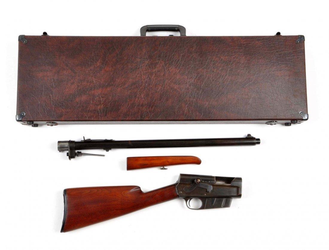 Remington Model 8 Semi-Automatic Rifle (C).